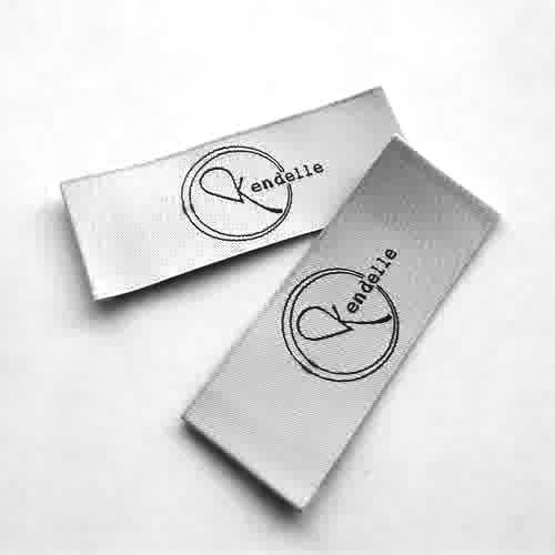 Label baju di tangerang
